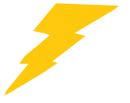 429x340 Thunderbolt Drawing Lightening Bolt Transparent Png Clipart Free