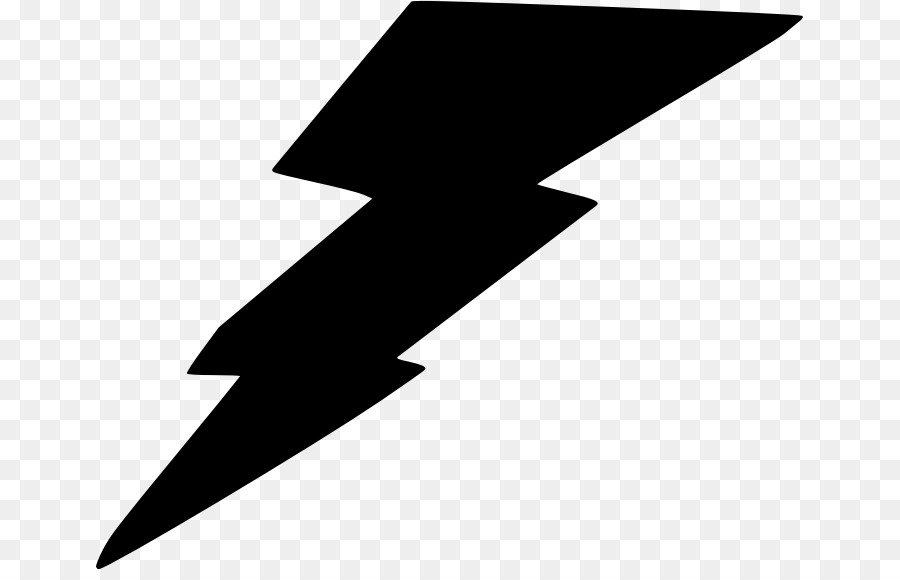 900x580 Lightning, Drawing, Black, Transparent Png Image Clipart Free