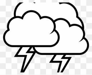 320x261 Storm Thunder Lightning Daytime Day Sun Comments Clipart