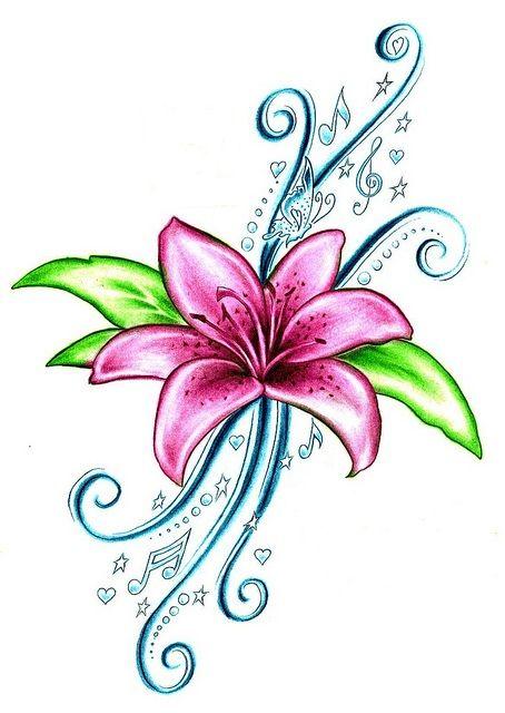 454x640 tattoo idea tattoos flower tattoos, song tattoos, flower