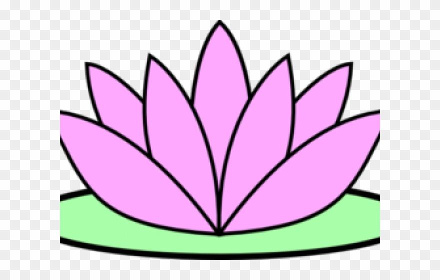 880x560 Lotus Clipart