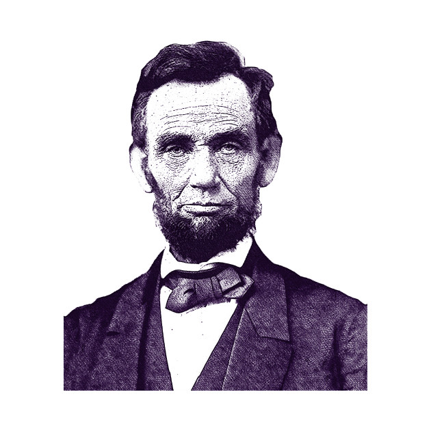 630x630 Abraham Lincoln Drawing