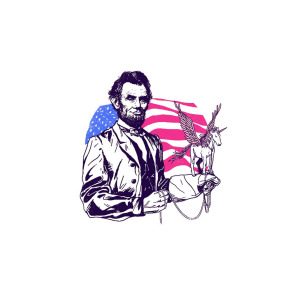 300x300 Lincoln Drawing