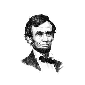 300x300 A Lincoln Drawing