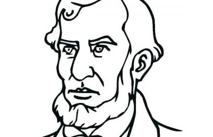420x270 free abraham lincoln coloring pages new lincoln memorial drawing