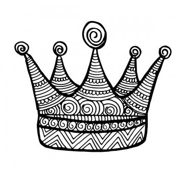 360x360 White Crown Png Images Vectors And Free Download