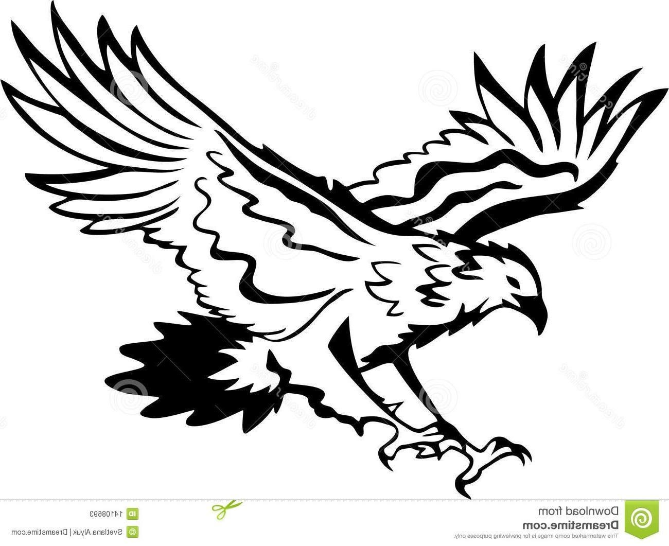 1300x1061 With Eagle Clipart Black And White