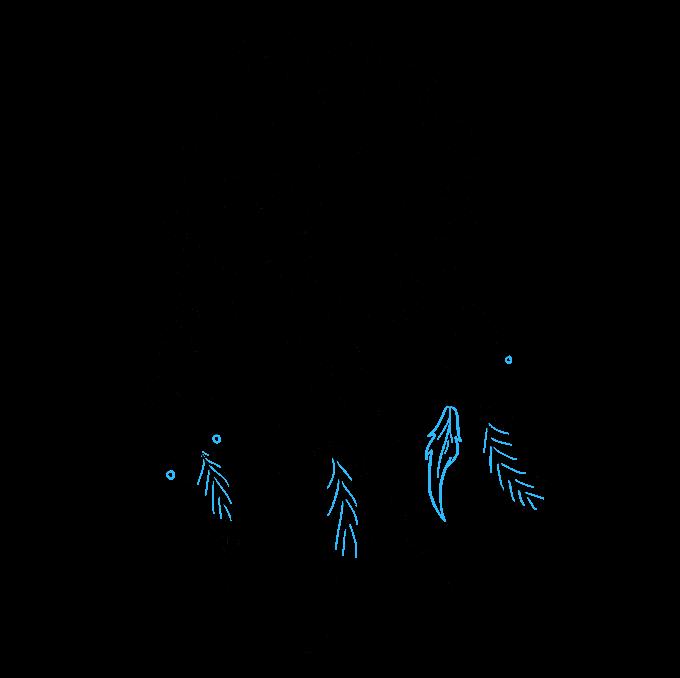 680x678 How To Draw A Dream Catcher