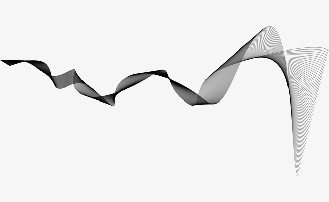 650x400 a curved line drawing, line vector, curve, line png and vector