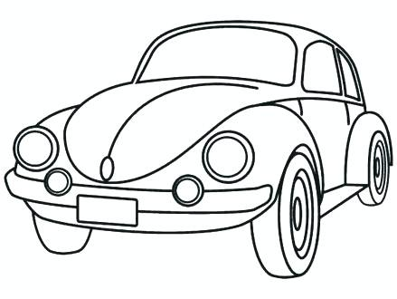 439x330 Car Drawing Simple Cars Drawings Gallery Police Car Drawing