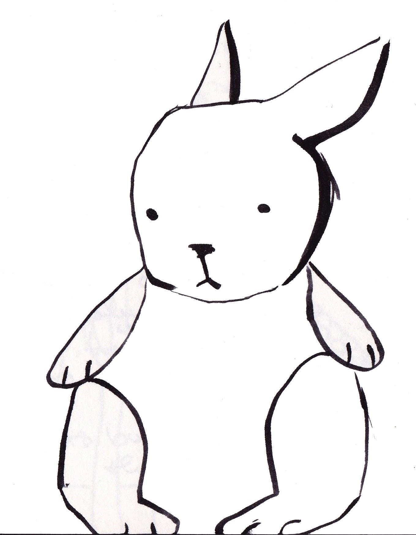 1359x1748 Simple Animal Drawings Fresh Simple Animal Line Drawings Simple