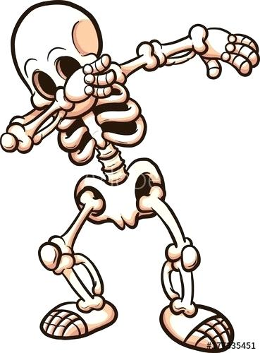 369x500 Simple Skeleton Drawing Simple Line Drawing Skeleton