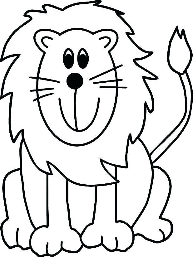 618x824 coloring pages lions coloring pages daniel lions den