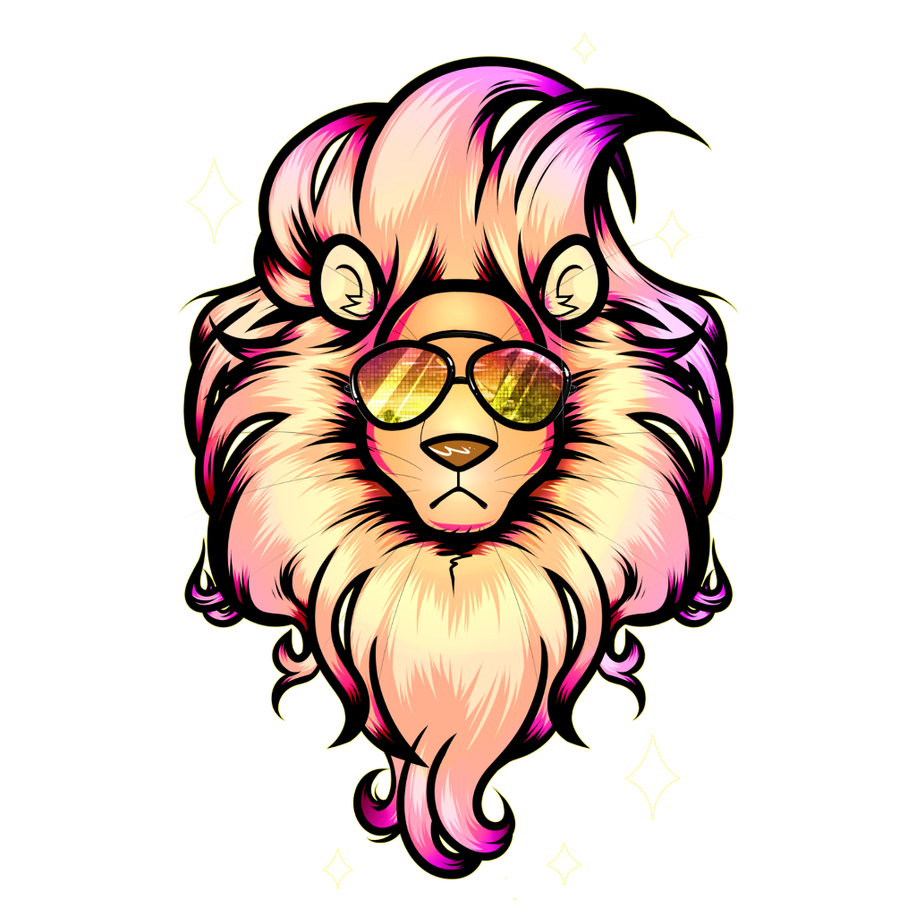 1024x1024 Drawing Lions Kawaii Transparent Png Clipart Free Download