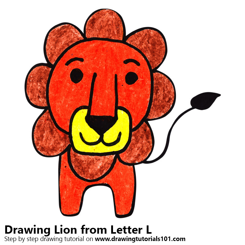 800x800 The World's Newest Photos Of Drawings And Lion