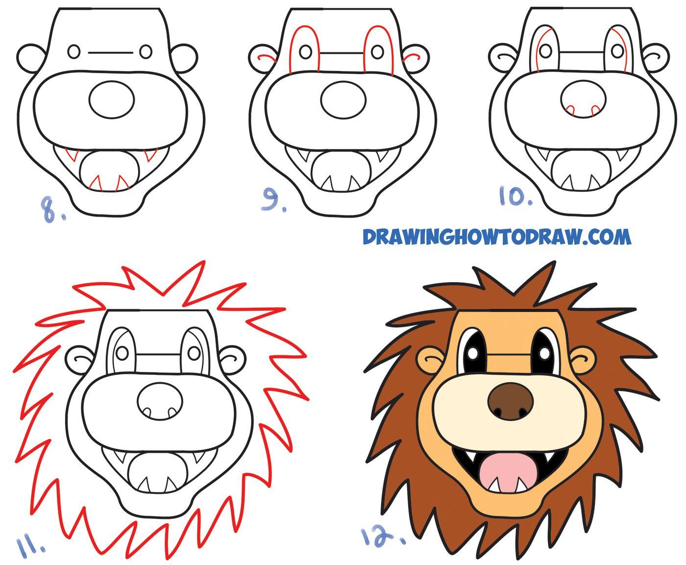 1400x1153 Draws Drawing Tutorials For Kids