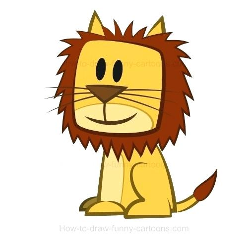 500x489 Drawing A Lion How To Draw A Lion Face Step