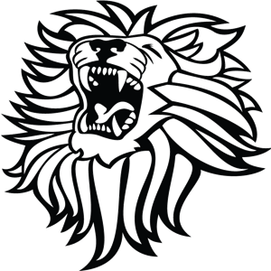 300x300 Collection Of Free Drawing Lion Roaring Download On Ui Ex