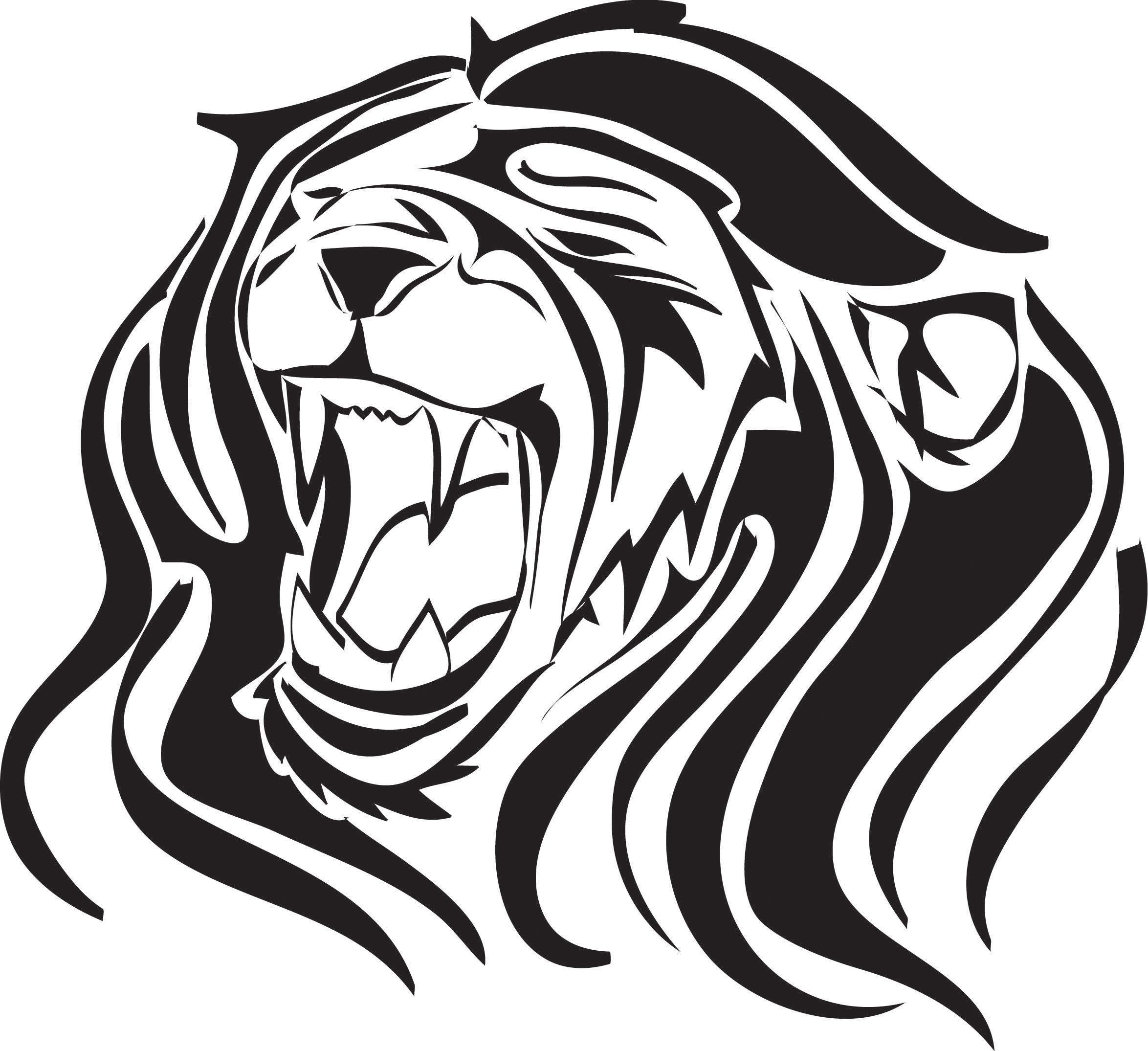 Lion Head Tattoo Drawing Free Download Best Lion Head Tattoo