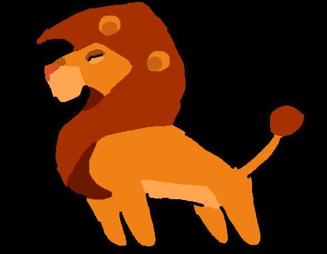 Lion King Mufasa Drawing