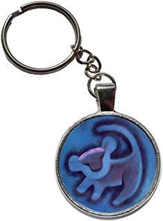236x320 the lion king key ring simba figure keyring luggage