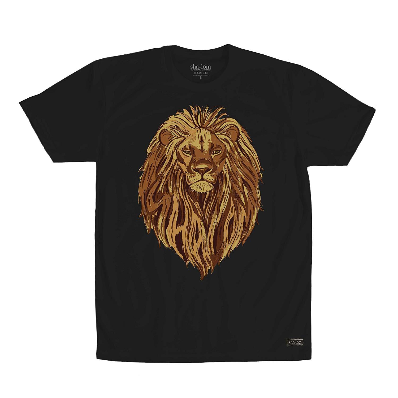 1500x1500 shalom clothing mens lion of judah t shirt clothing