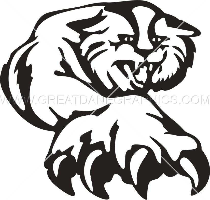 825x785 Claw Drawing Tiger Huge Freebie! Download For Powerpoint