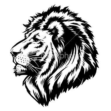 380x380 Free Vector Lion Head Clip Art Images