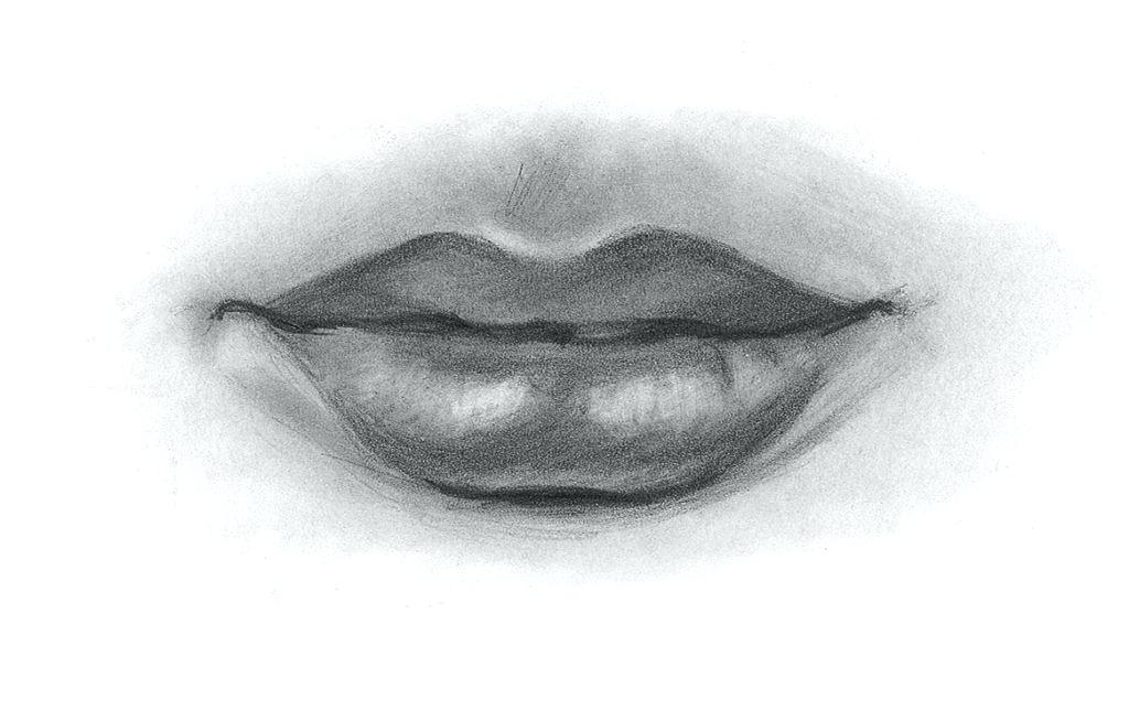1024x644 drawing lips drawing lips human lips drawing tutorial