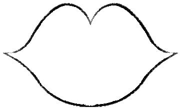 360x216 Lips Outline D Eide