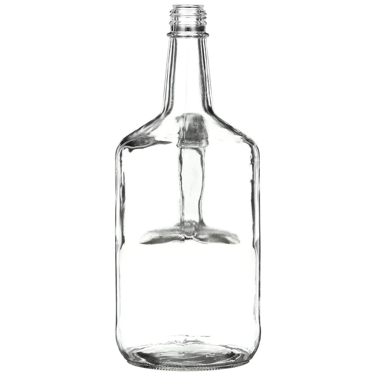 Liquor Bottle Drawing