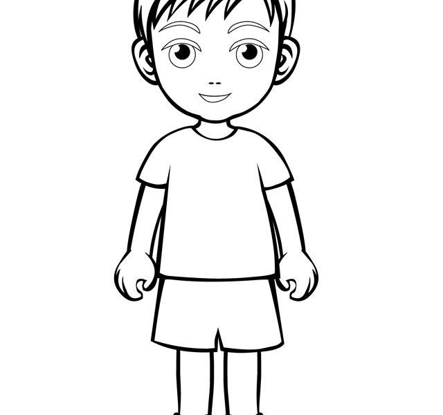 640x600 Coloring Pages For Little Boys Coloring