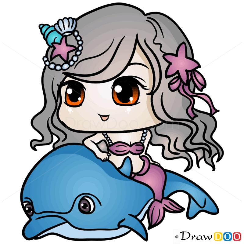 800x799 How To Draw Little Mermaid, Mermaids