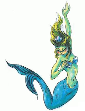 271x353 Tumblr Mermaids Mermaid Art, Mermaid Cartoon, Art