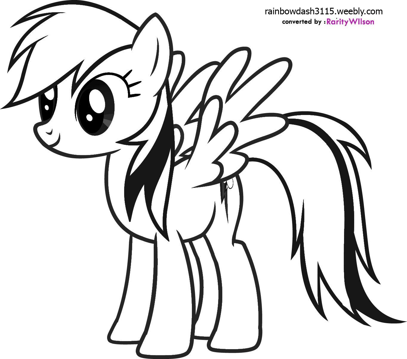 1364x1202 My Little Pony Drawing Rainbow Dash