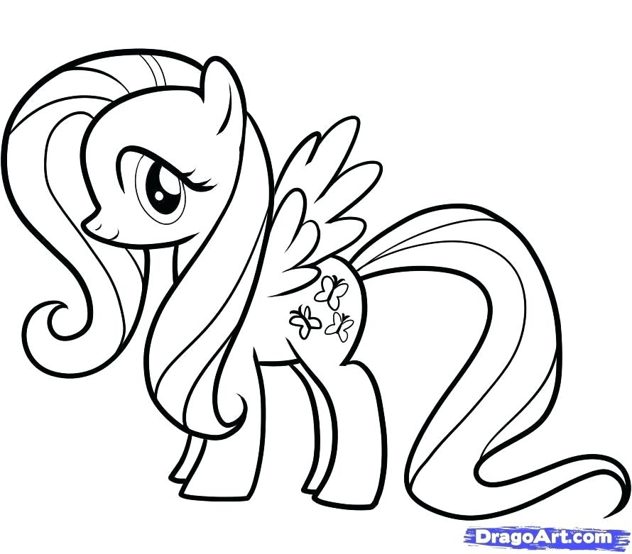 890x781 My Little Pony To Draw How To Draw My Little Pony Step My Little
