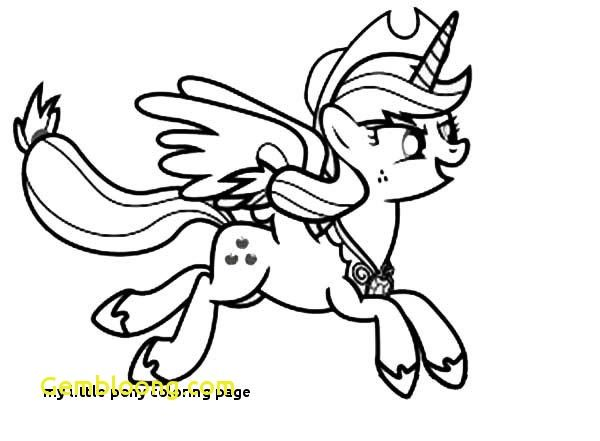 600x441 Free My Little Pony Coloring Pages Or New Pony Drawing