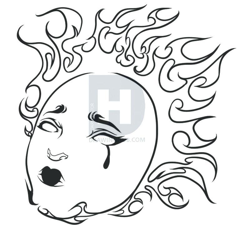 Llama Face Drawing | Free download best Llama Face Drawing