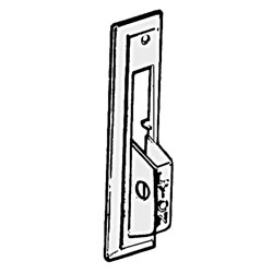 250x250 lyon locker housing only for ly rh ly lh locker handle