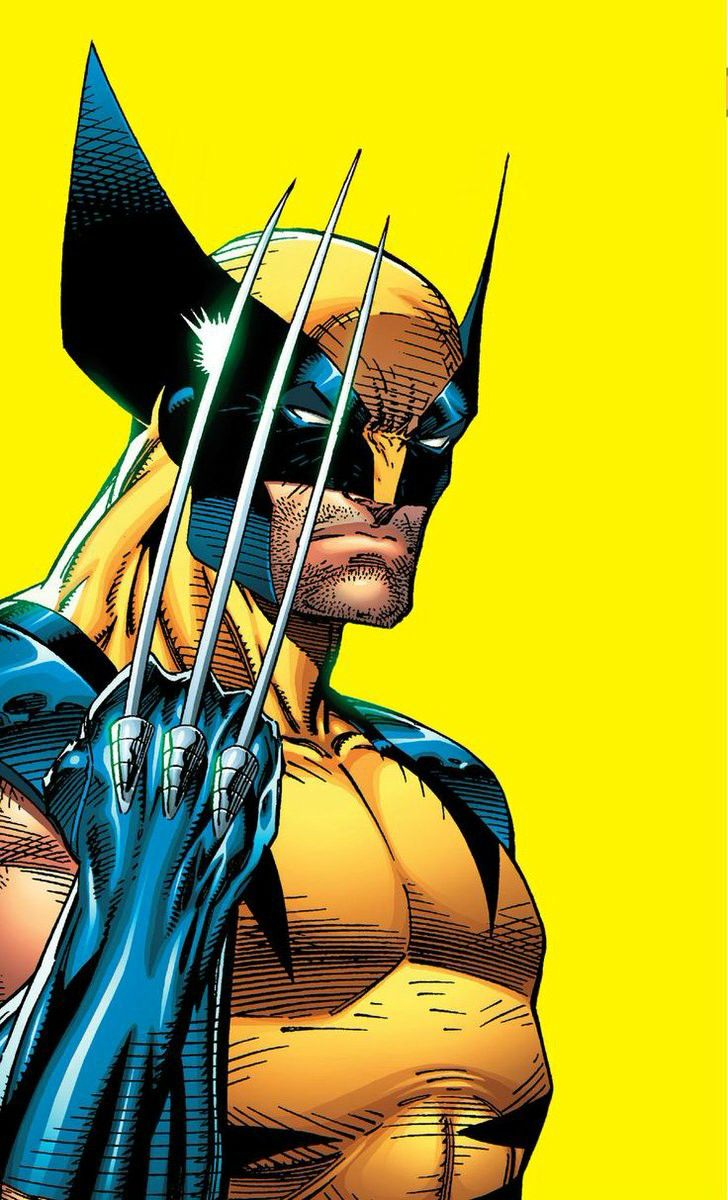 728x1200 drawing wolverine, logan wolverine