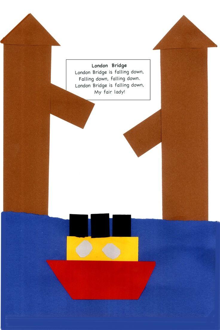 736x1104 london bridge is falling down crafts for kids london bridge is