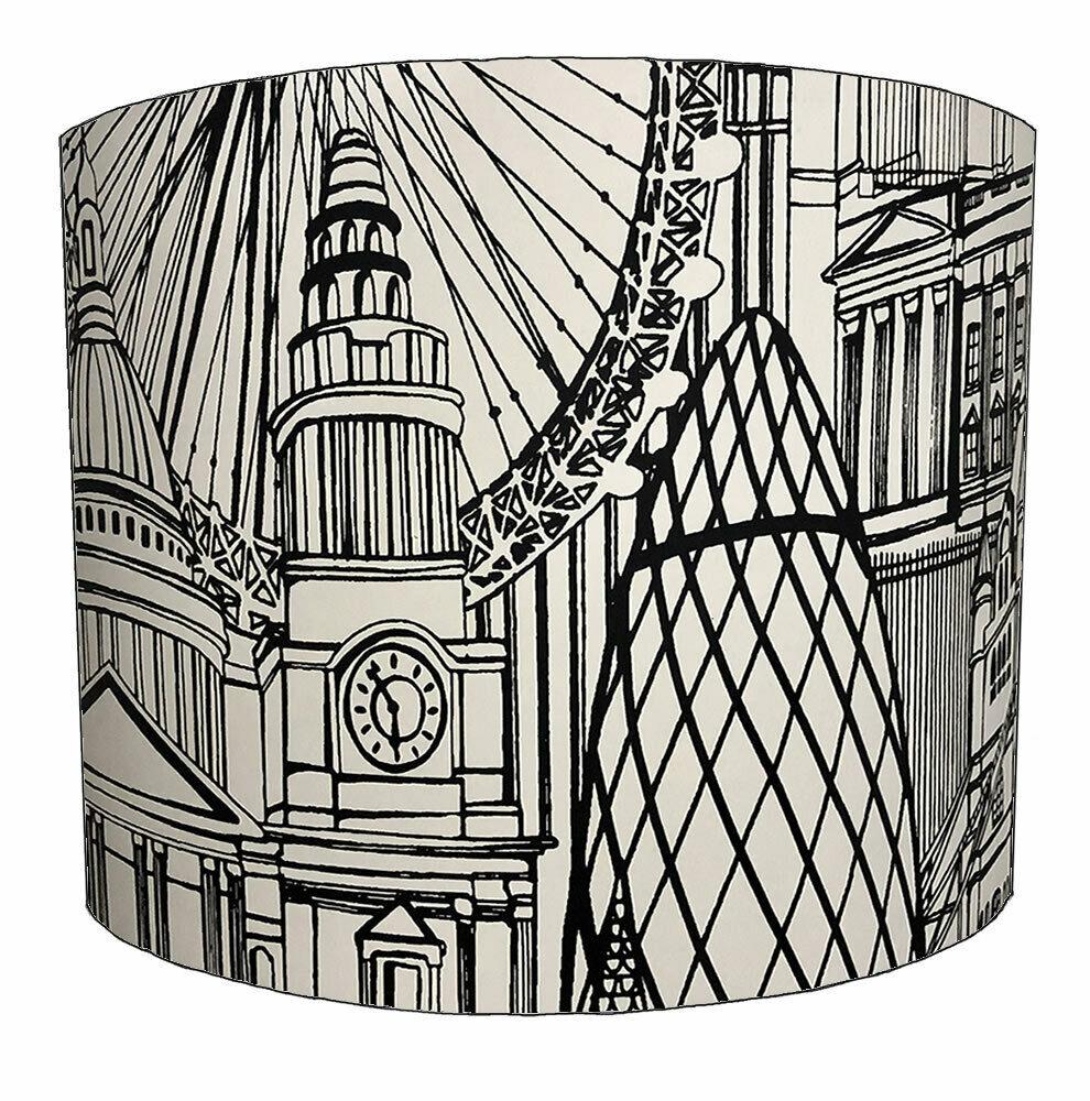 990x1000 london eye lampshades, ideal to match london eye wallpaper