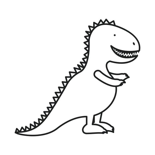 630x630 Cute Dinosaurs Cute Long Neck Dinosaur Tattoo