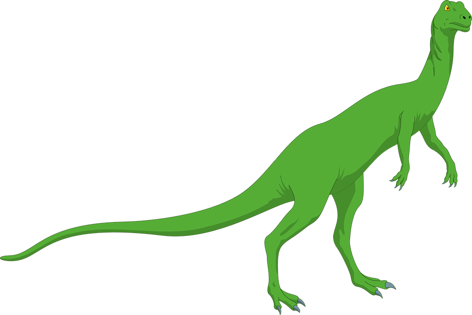 960x641 Dinosaurs Clipart Long Neck Dinosaur