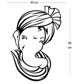 Lord Ganesha Drawing Images