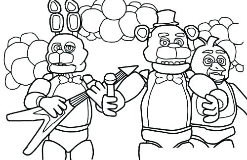 500x323 axe coloring pages axe coloring