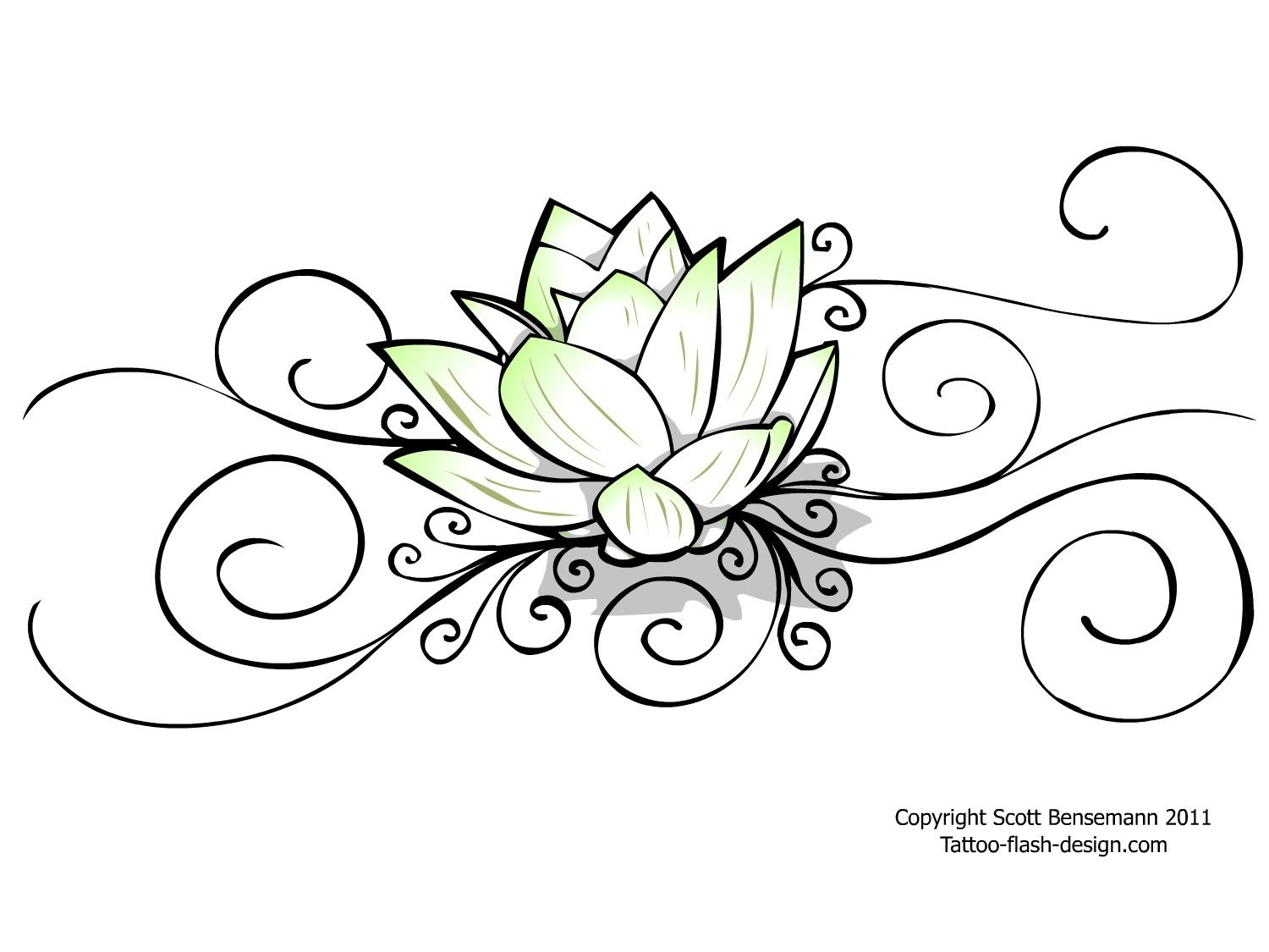 1500x1125 Small Lotus Flower Drawing Simple Lotus Flower Drawing Small Lotus