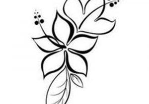 300x210 Lotus Flower Simple Drawing Simple Lotus Drawing Easy To Draw