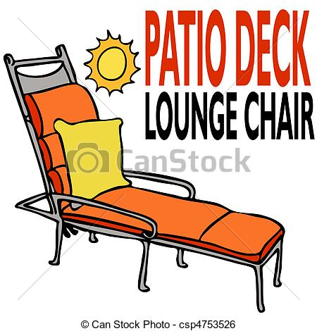 450x470 patio deck lounge chair an image of a patio deck lounge chair