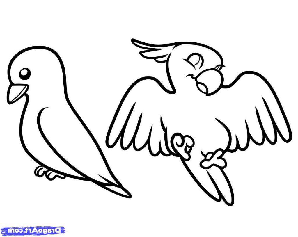 1024x815 Cute Drawings Of Birds Love Birds Clipart Wedding Bags